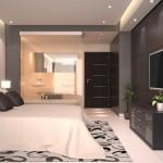 עיצוב חדר אורחים