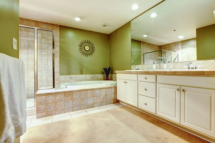 עיצוב חדרי רחצה מודרניים