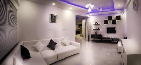 תאורה מעוצבת לבית
