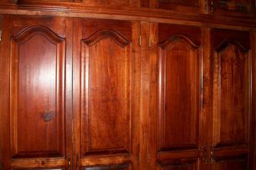 שילוב הארון כחלק מעיצוב החדר
