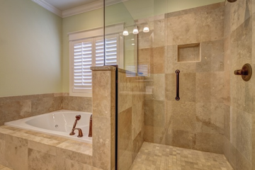"""עיצוב ותכנון חדר אמבטיה ע""""י מעצב פנים"""
