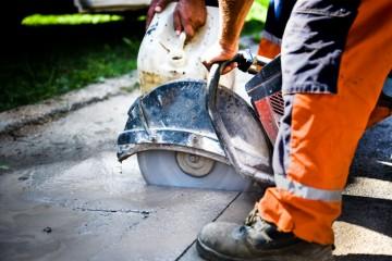 עבודות ניסור וקידוח בטון – בטיחות, מקצועיות וניקיון