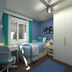 איך משדרגים את העיצוב של חדר הנוער – בלי לקרוע את הכיס?