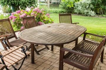 רהיטים מעוצבים לגינה