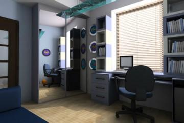 מה צריך לדעת לפני שמתחילים לעצב את המשרד בתוך הבית?